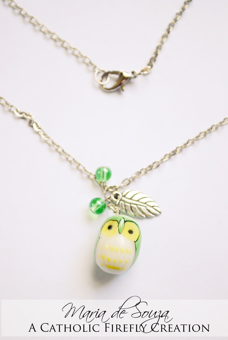 greenowlnecklace